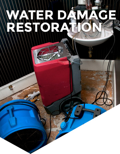 Fire & Water Damage Restoration Service